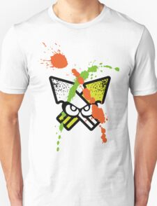 Splatoon - Turf Wars 1 [WHITE Var] T-Shirt