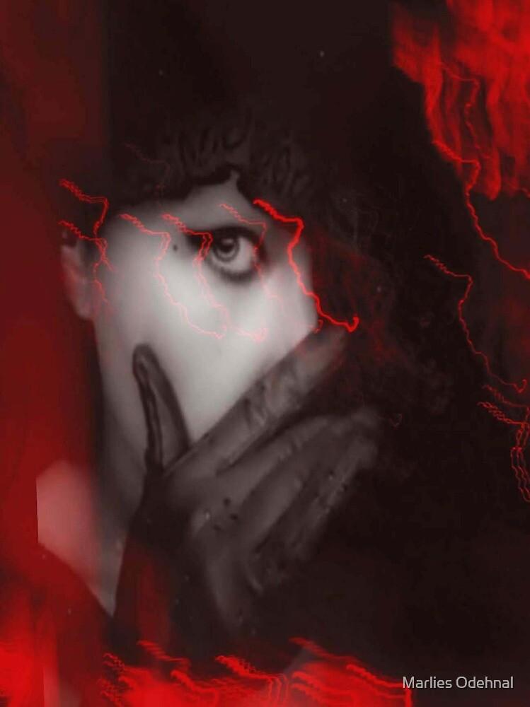 Spanish eye by Marlies Odehnal