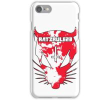 RATZRULE23 iPhone Case/Skin