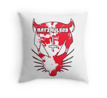 RATZRULE23 Throw Pillow