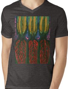 Undeground Life Mens V-Neck T-Shirt
