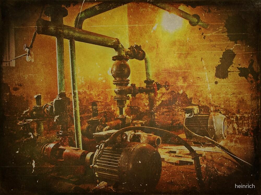 Pump station by heinrich