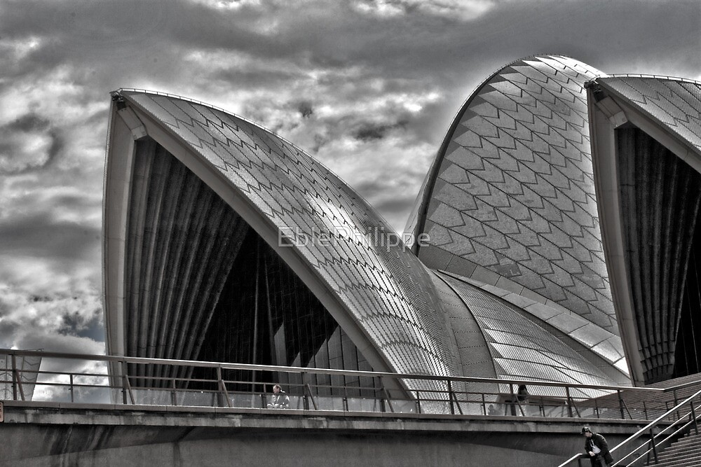 """Sydney """"Sails""""  by EblePhilippe"""
