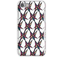 Crystallis [White] iPhone Case/Skin