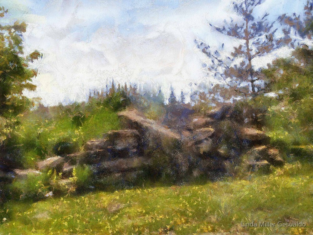 Stones by Linda Miller Gesualdo