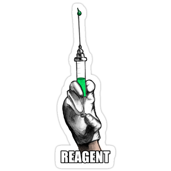REAGENT by Zombie Rust