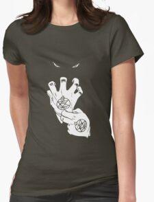 fullmetal alchemist brotherhood roy mustang anime manga shirt Womens Fitted T-Shirt