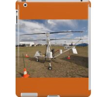 Helicopter VH-XRN,Avalon Airshow,Australia 2015 iPad Case/Skin