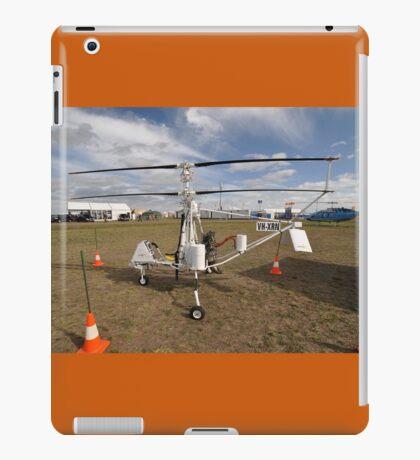 Helicopter VH-XRN,Avalon Airshow,Australia 2015 iPad Case/Skin
