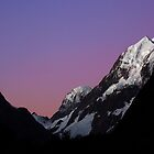 Mt Cook by 104paul