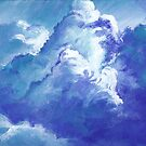 Blue Skies by Genevieve  Cseh