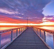 Wellington Point Glory by Beth  Wode