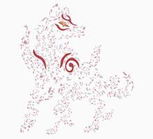 Okami Amaterasu - Cherry Blossom Form [ALT] Baby Tee