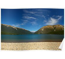 Lake Rotoiti New Zealand Poster
