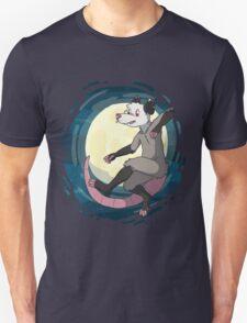 Opossum In Space Unisex T-Shirt