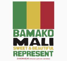 Bamako, Mali, represent by kaysha