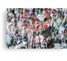 Botanical Abstract in Pastel XI Canvas Print