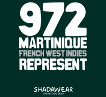 972 Martinique, FWI. Represent by kaysha