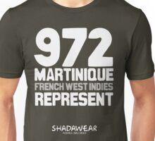 972 Martinique, FWI. Represent Unisex T-Shirt