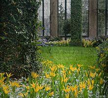 Longwood Spring Dreaming by Marilyn Cornwell