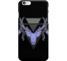 Triangle Deer H iPhone Case/Skin