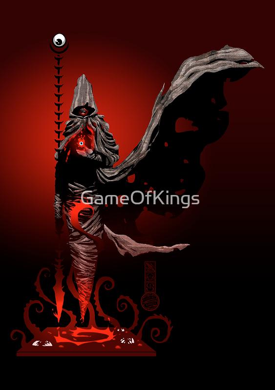 The Black King's Bishop by GameOfKings