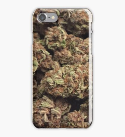 Mystery Strain  iPhone Case/Skin