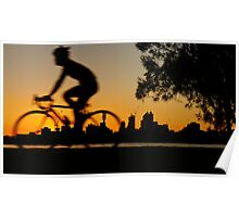 Riding Home Poster