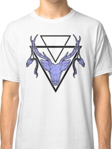 Triangle Deer H 2 Classic T-Shirt