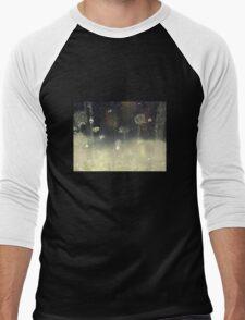 salt abstraction Men's Baseball ¾ T-Shirt