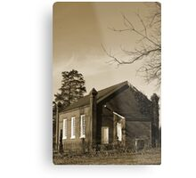 Grubb Hill Church Metal Print