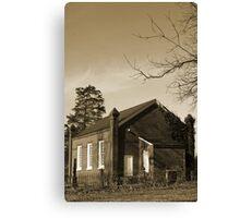 Grubb Hill Church Canvas Print