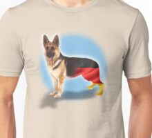 german shepard Unisex T-Shirt