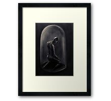 The Bell Jar Framed Print