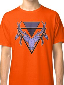 Triangle Deer Classic T-Shirt
