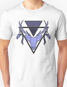 Triangle Deer Unisex T-Shirt