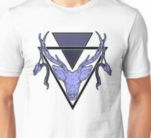 Triangle Deer Unisex T-Shirt