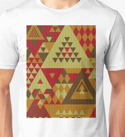 Triangulon - Rustic Unisex T-Shirt