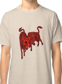 red bulls Classic T-Shirt