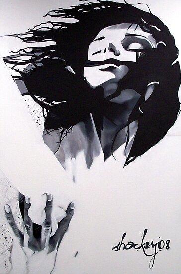 Four (The Dancer) by Derek Shockey