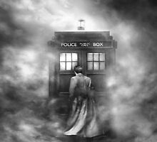 Doctor Who - Doctor in the Mist by emapremo