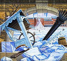 The Big Freeze ~ 1918 ~1919 by barnsis