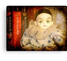 Pierrot ©  Canvas Print