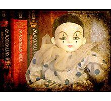 Pierrot ©  Photographic Print