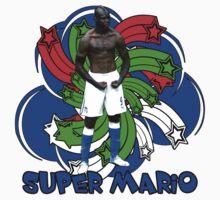 Super Mario Balotelli Kids Tee