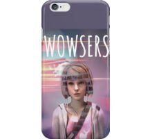 WOWSERS iPhone Case/Skin