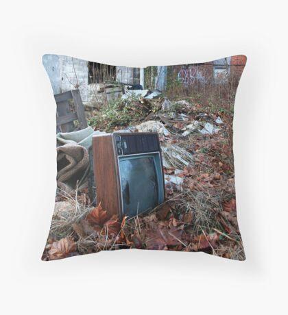 Autumn Programming Throw Pillow