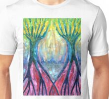 Smeared Morning Unisex T-Shirt
