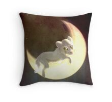 Hijo De La Luna Throw Pillow