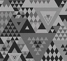 Triangulon - Grey by SquareDog